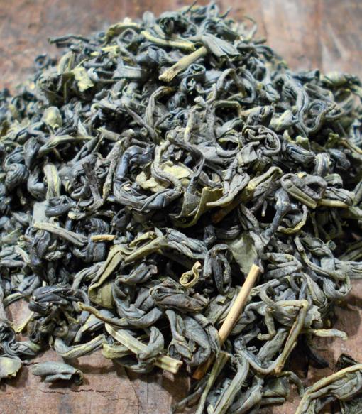 Liu Pan Shi - Secera Verde