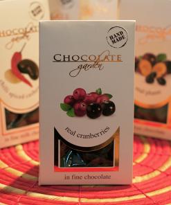 """""""Merișoare în Ciocolată"""" - Sachets"""