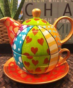 Tea for one CINJIA
